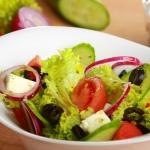 Salatka grecka - na polsk...
