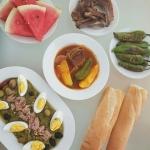 Tunezyjski obiad dobry...
