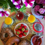 Prawdziwie letnie sniadan...