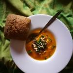 Zupa dyniowa z imbirem i...