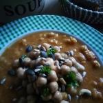 Zupa z batatów i...