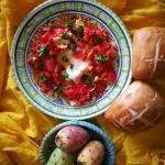 Shakshuka z pomidorami i...