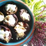 Pieczone figi z jogurtem