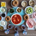 Śniadanie w tureckim...