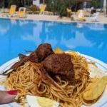 Tunezyjskie spaghetti na...