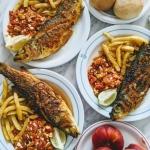 Ryba w tunezyjskim stylu