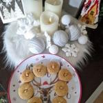 Migdałowe ciasteczka w...