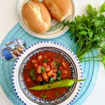 Tunezyjskie ragout z...