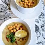 Zupa z białych warzyw i...
