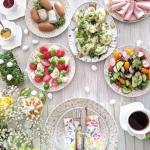 Wielkanocne śniadanie...