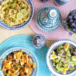 Obiad w orientalnym stylu