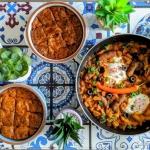 Tunezyjskie danie z...