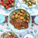 Idealny zestaw obiadowy...