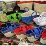 Modne tunezyjskie koszyki