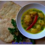 Curry tunisienne, czyli...