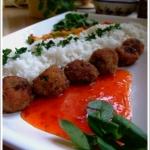Obiadowy zestaw ryżowy,...