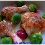 Paprykowy kurczak...