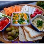 Letnia i lekka kolacja