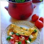 Weekendowy omlet z...