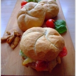 Domowa kanapka z...