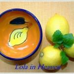 Cytrynowa sobota z lemon...