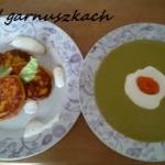 Zupa krem z brokuła i...