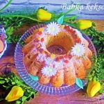 Wielkanocna babka keksowa