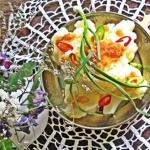 Kalafior gotowany w mleku