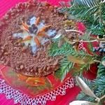 Tort makowy z masą...