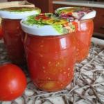 Pomidory krojone na...
