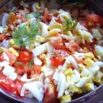 Pomidor, jajko, cebulka....