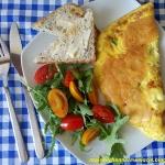 Francuski omlet z...