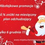 Mikolajkowa promocja na m...