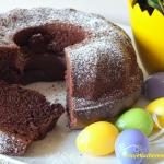 Drożdżowa babka kakaowa