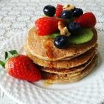 Pancakes orkiszowe -...