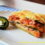 FIT lasagne z cukinii