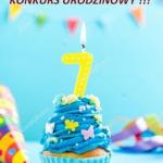 7 urodziny bloga - konkur...