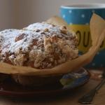 Muffin na poniedziałek.