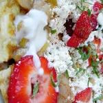 Dietetyczny omlet z owoca...