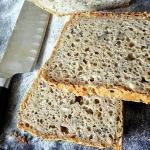 Chleb zytni na zakwasie, ...