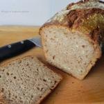 Czysto zytni chleb razowy...