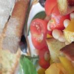 Panzanella - salatka peln...