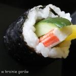 Sushi maki - historia...