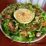 Salatka z roszponki