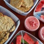 Lunchbox - ciastka z plat...