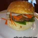 Tajski burger