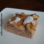 Szybkie ciasto jablkowe