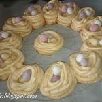 Wielkanoc: gniazdka z...