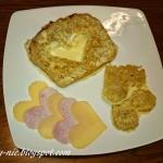 Romantyczne tosty...