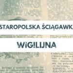 Staropolska sciagawka wig...
